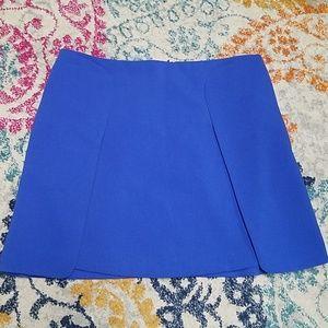 Banana Republic blue skirt with pockets